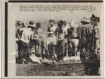 North Vietnamese Prisoners Released