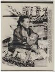 Indonesian Woman & Child