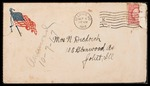 Wesley F. Diedrich First World War Correspondence #01