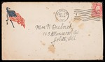 Wesley F. Diedrich First World War Correspondence #02 by Wesley F. Diedrich