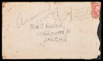 Wesley F. Diedrich First World War Correspondence #03
