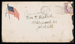 Wesley F. Diedrich First World War Correspondence #10 by Wesley F. Diedrich