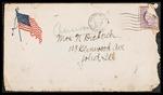 Wesley F. Diedrich First World War Correspondence #10