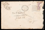 Wesley F. Diedrich First World War Correspondence #12 by Wesley F. Diedrich