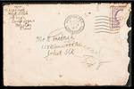 Wesley F. Diedrich First World War Correspondence #12