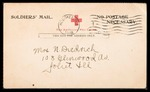 Wesley F. Diedrich First World War Correspondence #14 by Wesley F. Diedrich