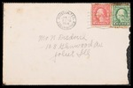 Wesley F. Diedrich First World War Correspondence #17