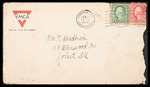 Wesley F. Diedrich First World War Correspondence #18