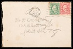 Wesley F. Diedrich First World War Correspondence #20