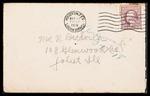 Wesley F. Diedrich First World War Correspondence #22