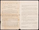 Wesley F. Diedrich First World War Correspondence #23