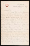 Wesley F. Diedrich First World War Correspondence #26