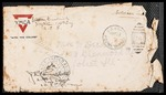 Wesley F. Diedrich First World War Correspondence #29