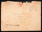 Wesley F. Diedrich First World War Correspondence #35