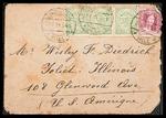 Wesley F. Diedrich First World War Correspondence #42