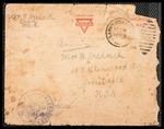 Wesley F. Diedrich First World War Correspondence #43