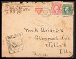 Wesley F. Diedrich First World War Correspondence #45