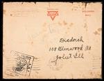 Wesley F. Diedrich First World War Correspondence #46