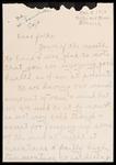 Wesley F. Diedrich First World War Correspondence #49