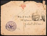 Wesley F. Diedrich First World War Correspondence #50