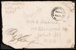 Wesley F. Diedrich First World War Correspondence #63