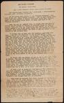 Wesley F. Diedrich First World War Correspondence #66
