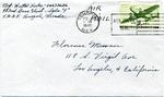 Walter Keeler Correspondence #002