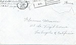 Walter Keeler Correspondence #003