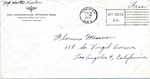 Walter Keeler Correspondence #005