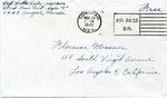 Walter Keeler Correspondence #006