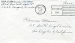 Walter Keeler Correspondence #007
