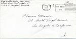 Walter Keeler Correspondence #009