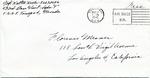 Walter Keeler Correspondence #014