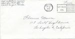 Walter Keeler Correspondence #017