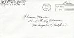 Walter Keeler Correspondence #019