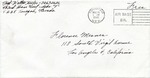 Walter Keeler Correspondence #020