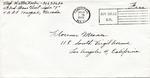 Walter Keeler Correspondence #025