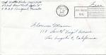 Walter Keeler Correspondence #028