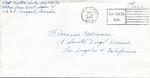 Walter Keeler Correspondence #029