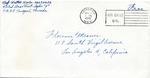 Walter Keeler Correspondence #032