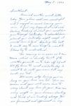 Walter Keeler Correspondence #034