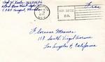 Walter Keeler Correspondence #049