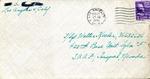 Walter Keeler Correspondence #197