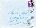 Walter Keeler Correspondence #217