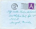 Walter Keeler Correspondence #218