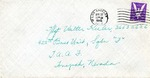 Walter Keeler Correspondence #220