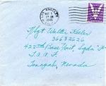 Walter Keeler Correspondence #222
