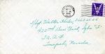 Walter Keeler Correspondence #226