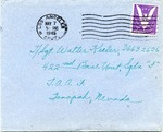 Walter Keeler Correspondence #227