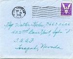 Walter Keeler Correspondence #228